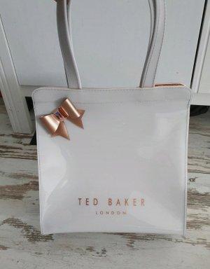 Ted baker Borsa con manico grigio chiaro