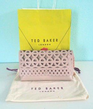 Ted baker Gekruiste tas roségoud-nude