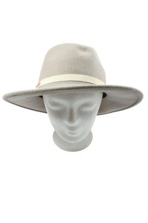 Ted baker Cappello di lana bianco sporco-color carne stile casual
