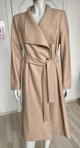 Ted Baker Wollmantel ROSE camel/creme