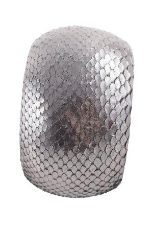 TED ROSSI Braccialetto argento stampa rettile
