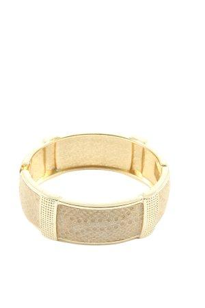 TED ROSSI Bracelet de bras doré style décontracté