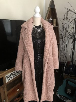 Teddy Coat neu s mit Etikett oversized