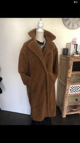 Teddy Coat von Linjia Oversized S neu Np 149€