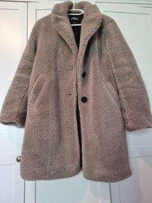 Teddy Coat von Zara