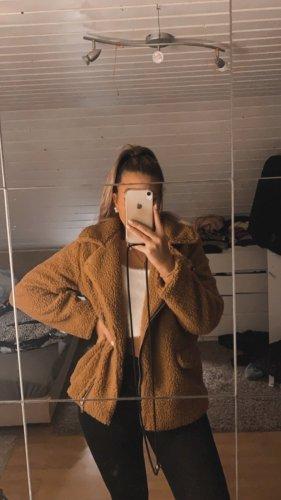 unbekannte Fleece Jackets brown