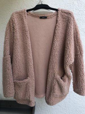 Sheinside Cardigan dusky pink