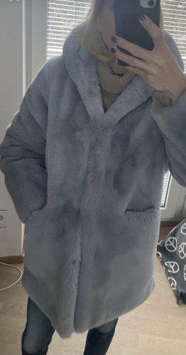 Derhy Winter Coat azure