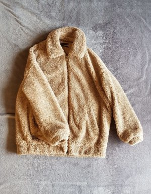 Urban Outfitters Giacca taglie forti beige-color cammello