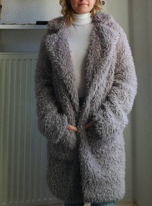Amisu Veste d'hiver mauve