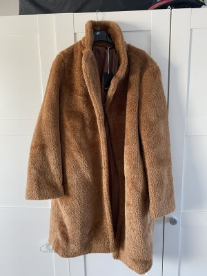 Esmara Oversized jas cognac Polyester