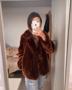 Teddy Winterjacke