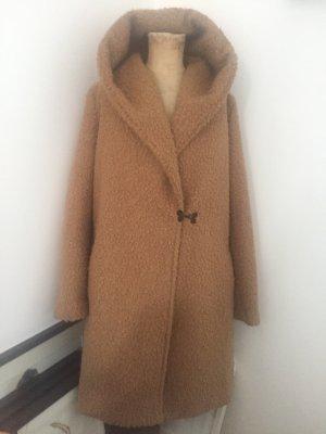 Altamira Milano Manteau à capuche chameau