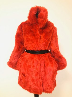 BSB Collection Cappotto invernale rosso