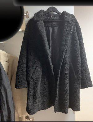 H&M Veste polaire noir