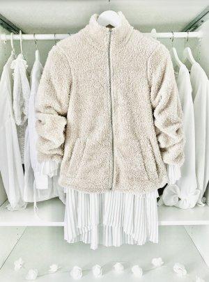 H&M Fleece jack room-nude