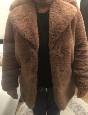 Teddyjacke M Zara