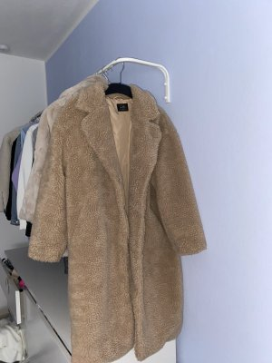 Clockhouse Teddy Coat multicolored