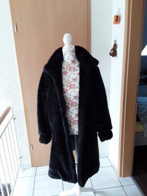 bpc bonprix collection Manteau en fausse fourrure noir