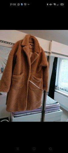 Missquided Manteau d'hiver brun