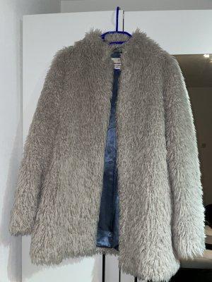 Milestone Fur Jacket multicolored