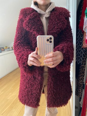 Teddymantel Zara gr. XS