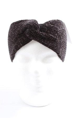 tedi Haarband braun meliert Casual-Look
