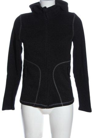Tee Jays Fleece Jackets black casual look