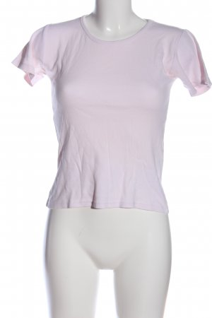 Tee Jays T-Shirt pink Casual-Look