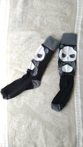 TEETURTLE-Socken mit Grumpy Panda, Unisex