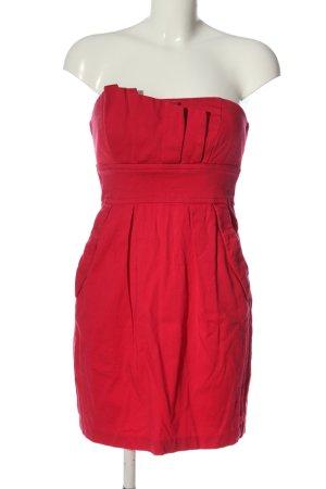 teezeMe Off the shoulder jurk rood elegant
