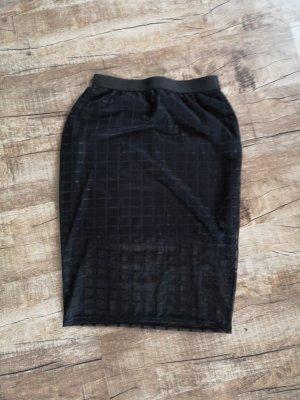 New Look Midi Skirt black