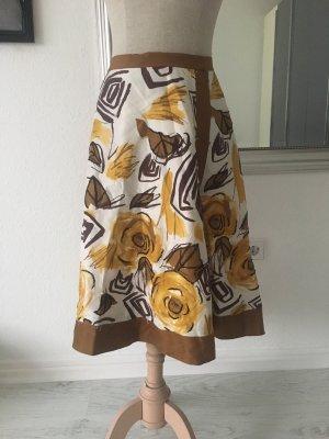 Mango Circle Skirt multicolored
