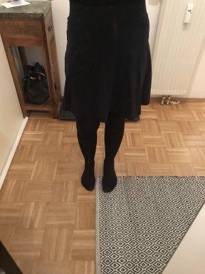 Circle Skirt dark blue