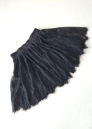 Promod Kanten rok zwart