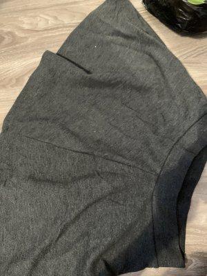Pimkie Skaterska spódnica szary-ciemnoszary