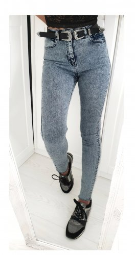 Telly Weijl High Waist Jeans Skinny 36