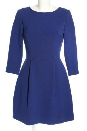 Tenax Langarmkleid blau Elegant