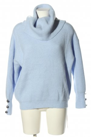 Tendence Oversized Sweater blue casual look