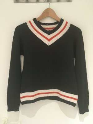 Aygill's Wool Sweater multicolored wool