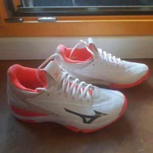 Mizuno Basket à talon multicolore