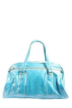 Tepper Jackson Torba podróżna niebieski W stylu casual