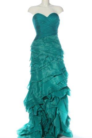 Terani Couture Abendkleid türkis Elegant