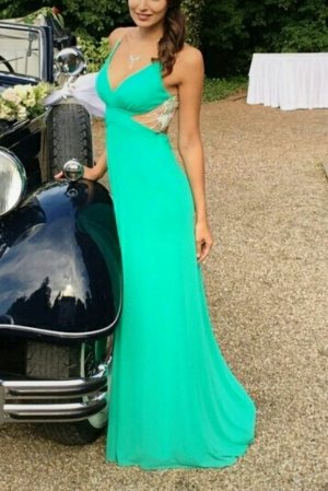 Terani Couture Abendkleid in mint