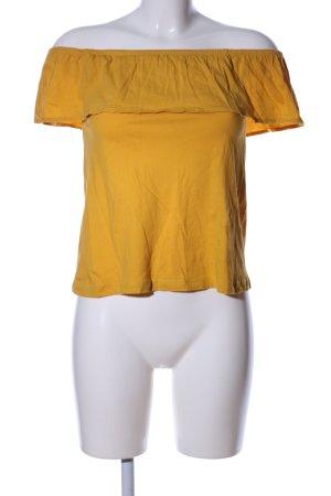 Terranova Carmenshirt hellorange Casual-Look