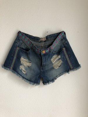 Terranova Damen Shorts Jeans Hotpants