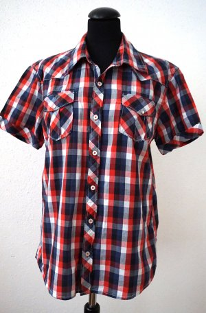Terranova Camicia da boscaiolo multicolore Cotone