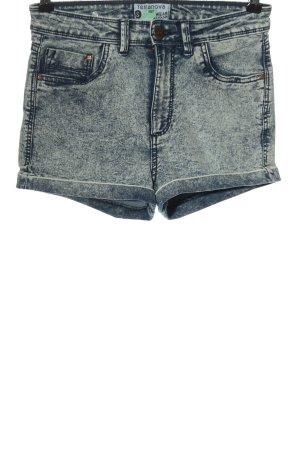 Terranova Hot pants blu stile casual