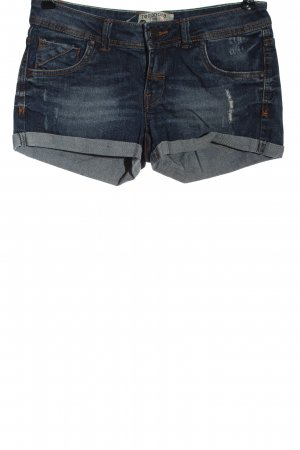 Terranova Denim Shorts blue casual look