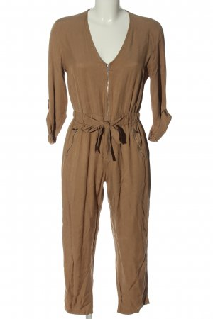 Terranova Langer Jumpsuit marrone stile casual